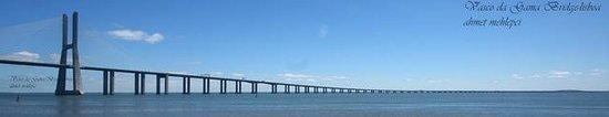Vasco da Gama Bridge-ahmet mehlepçi