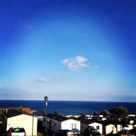 Devon Cliffs Holiday Park - Haven: View from Ocean View 11