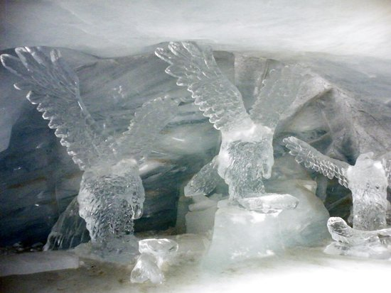 Jungfrau: the Ice Eagles