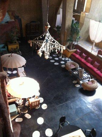 Hotel Sokhamon : Reading room