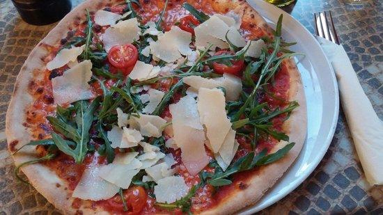 Trattoria Al Fiume : Pizza