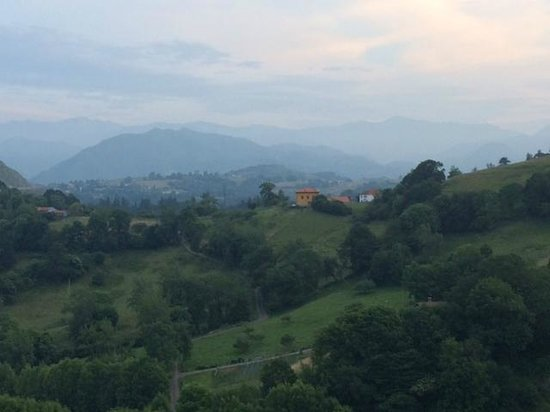 Hotel Posada del Valle: View from the room
