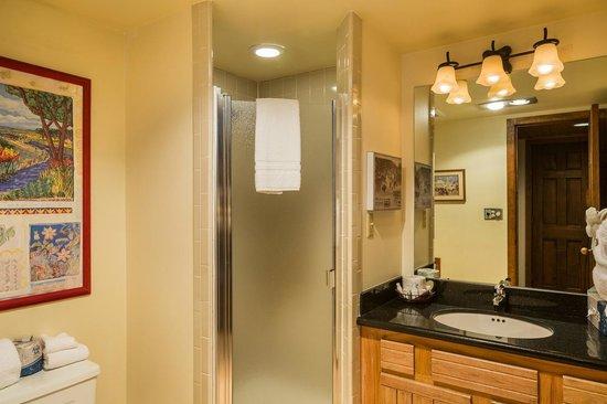 Dulany at the Gondola Condominiums : Bathroom