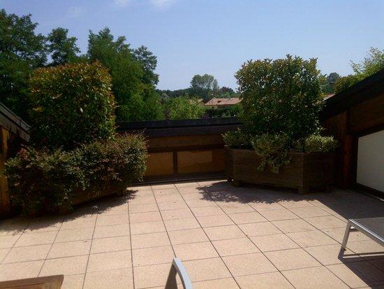 Green Village Resort: terrazzo