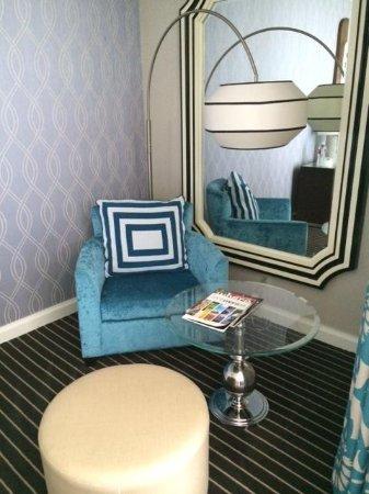 Le Meridien Delfina Santa Monica: Very good size room