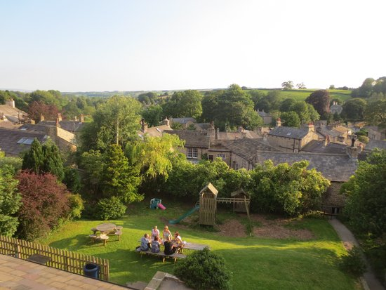 Harts Head Inn: view from room 1