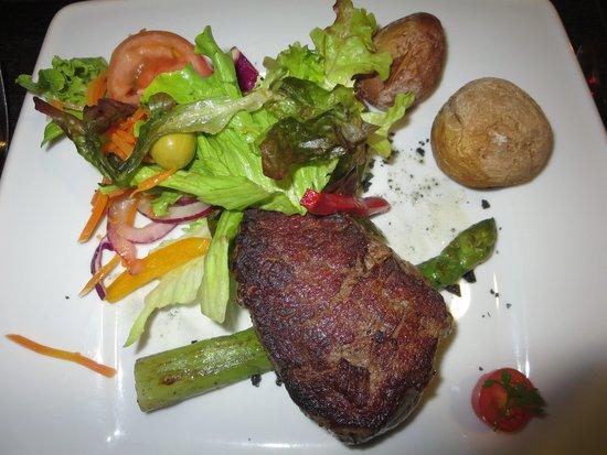 The New Yorker Restaurant: Fillet Steak