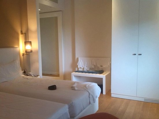 Caravel Hotel: double room