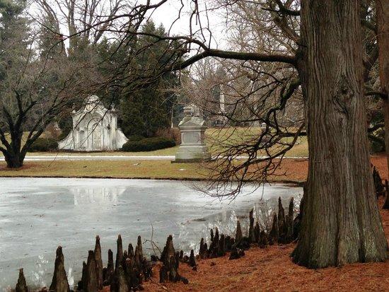 Spring Grove Cemetery & Arboretum: Spring Grive Cinci 18