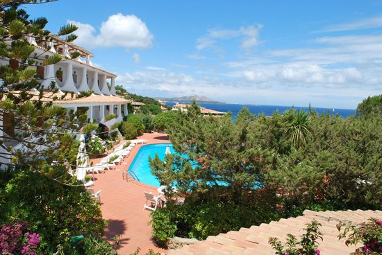 Hotel Punta Est, Baia Sardinia