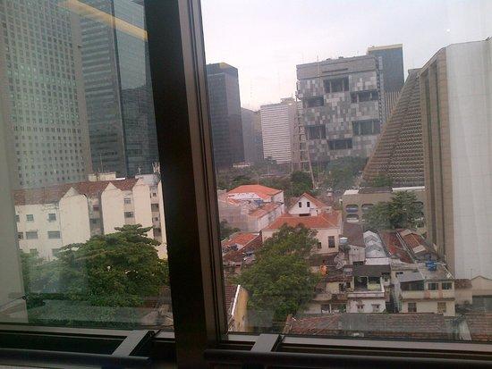 Hotel Granada: view