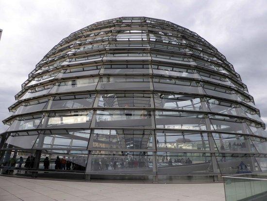 Plenarbereich Reichstagsgebäude: Reichstag Building 2