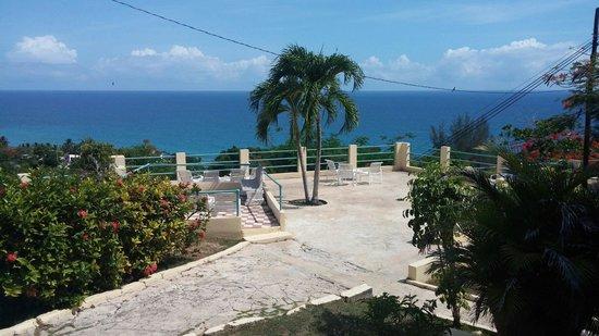 Parador Vistamar: Desde mi balcón