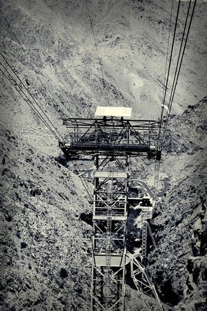 Palm Springs Aerial Tramway: Aerial Tramway