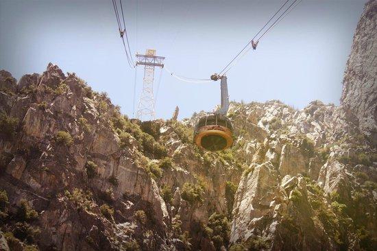 Palm Springs Aerial Tramway: Kabine