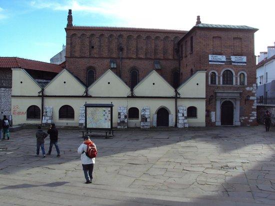 Jewish District (Kazimierz): Sinagoga