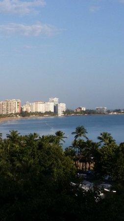El San Juan Resort & Casino, A Hilton Hotel: Our view