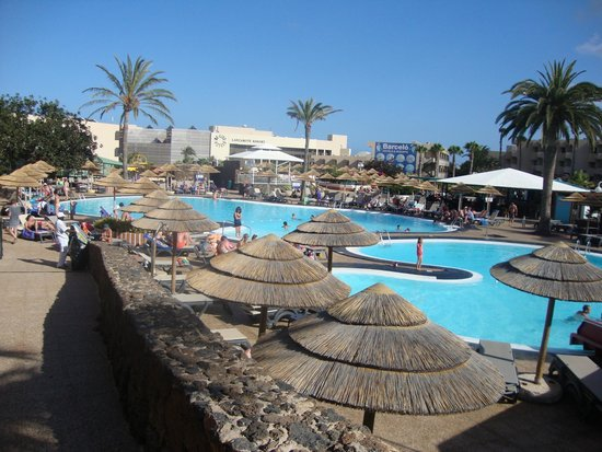 Occidental Lanzarote Mar: Piscinas