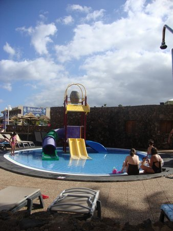Occidental Lanzarote Mar: Piscina infantil