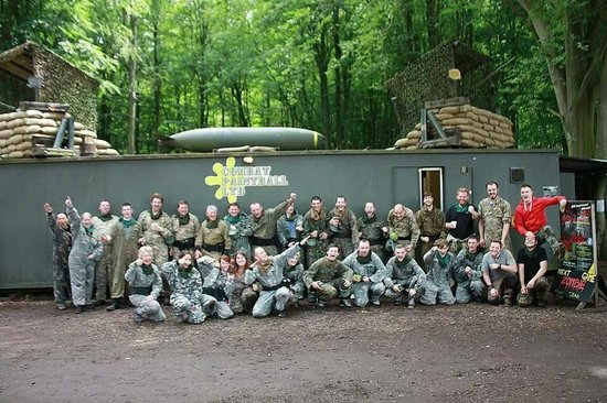 Combat Paintball Ltd: Stag Due