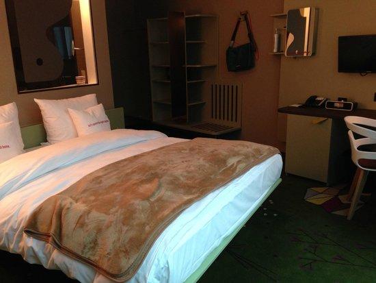 25hours Hotel Zurich West : Meu apartamento