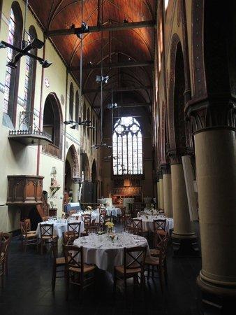 Poortackere Monasterium Hotel: Chapel Dining Room