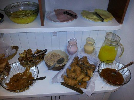 Hotel Milano: café da manhã