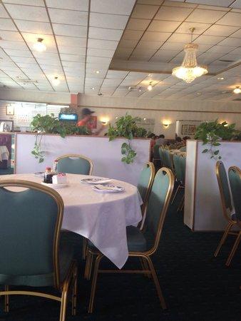 Grand China Restaurant: Interior