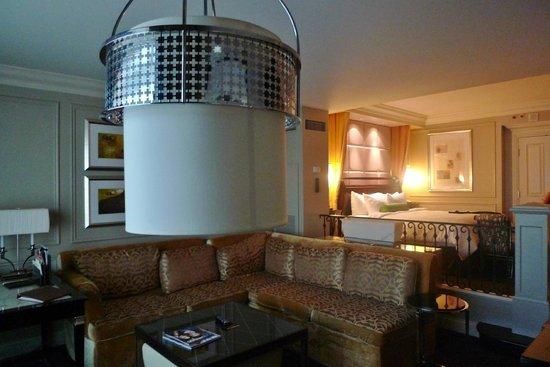 The Venetian Las Vegas : La nostra suite