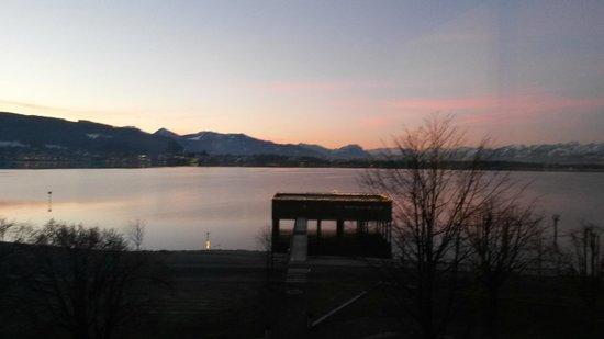 SENTIDO Seehotel am Kaiserstrand: Ausblick vom Zimmer