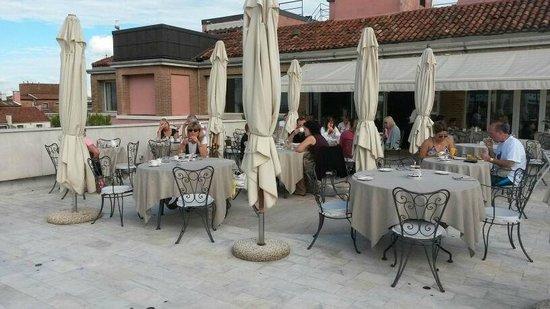 """Bauer Palazzo: colazione al """"Settimo cielo"""""""