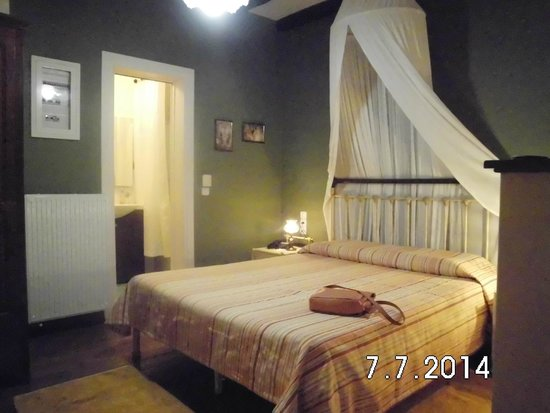 Katalagari Country Suites : a heavenly bed