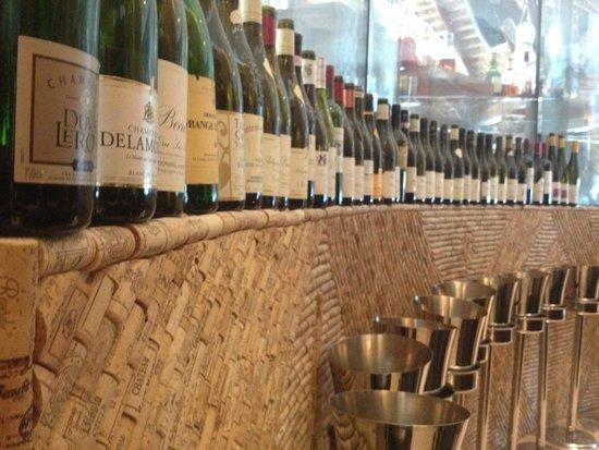 Constance Moofushi: Wine Cellar