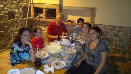 Agriturismo La Loccaia: grigliata in autonomia
