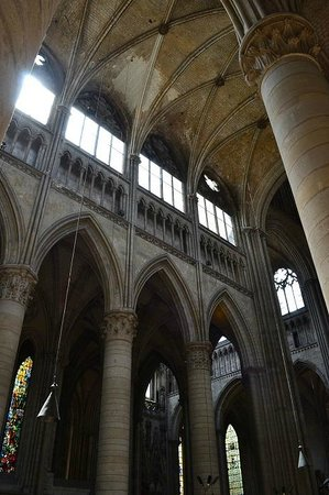 Cathédrale Notre-Dame de Rouen : Inside