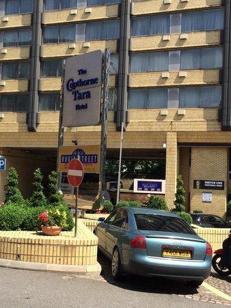 Copthorne Tara Hotel London Kensington: Fab on a sunny day