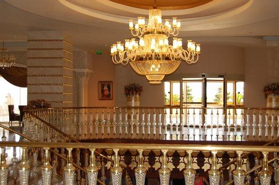 Royal Alhambra Palace: lobby
