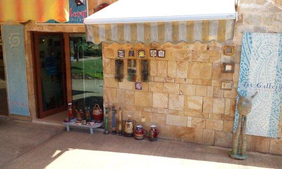 Les Magnolias Hotel : souvenir shop