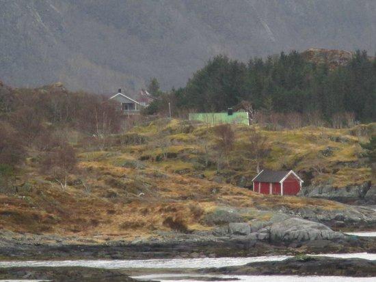 Hurtigrutens Hus: typique