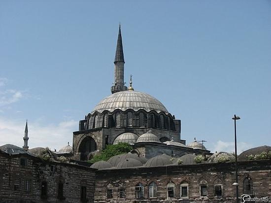 Rustem Pasha Mosque: Rüstem Paşa Camii