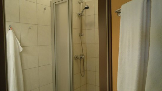Pension VITIS: Shower