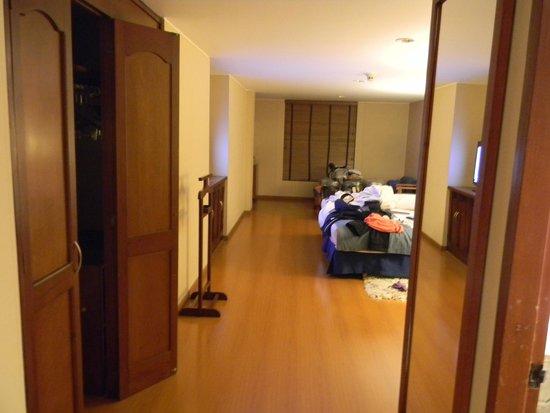Hotel Estelar Suites Jones: Habitaciones muy espaciosas