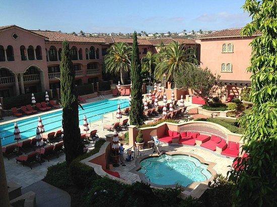 Fairmont Grand Del Mar: Quiet pool