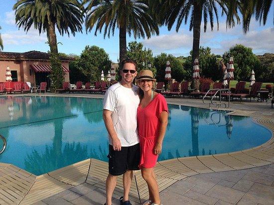 Fairmont Grand Del Mar: Main pool