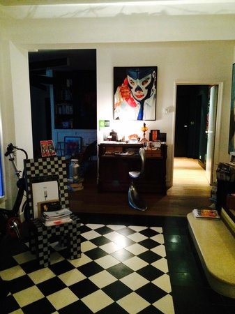 Chambres & Suites Arguibel : entrée
