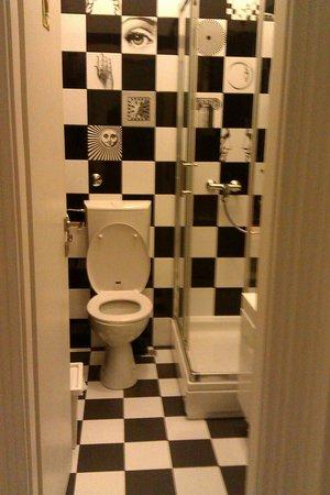 The Hostel : ванная