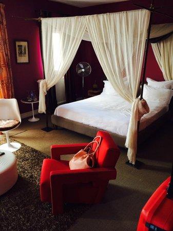 Chambres & Suites Arguibel : chambre