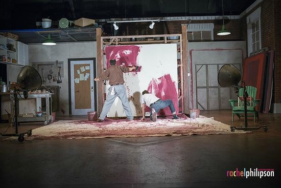 Hangar Theatre: RED