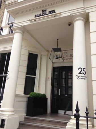 The Nadler Kensington: Quaint place