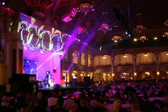 Winter Gardens & Opera House Theatre Blackpool : Europe's Tribute to Elvis festival